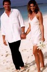 Cindy Crawford's Wedding Dress