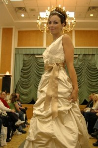 Try on your dream wedding gown at the  Hamilton-Halton Fall Wedding Show