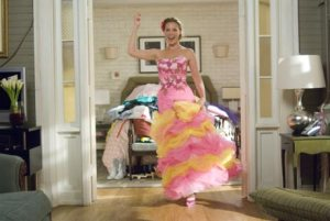 27 dresses: a classic movie to watch while wedding planning