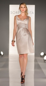 Sorella Vita Brand at Angies Bridal and showcased at Hamilton-Halton Fall Wedding Show