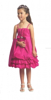 Flower Girl Dresses from LoriLocks