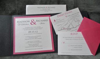 Savvy Sendables Wedding Invitations
