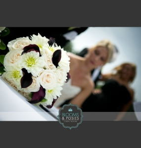Blooms and Posies will be at the Hamilton-Halton Spring Wedding Show 201