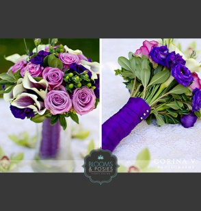 Blooms and Posies will be at the Hamilton-Halton Spring Wedding Show 2013