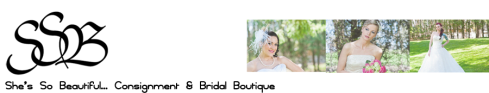 She's So Beautiful is participating in the Hamilton-Halton Spring Wedding Show 2013