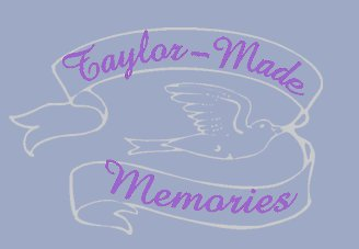 Taylor Made Memories Wedding Decor