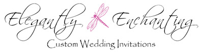 Elegantly Enchanting Invitations is a wedding vendor at the Hamilton Wedding Show 2013