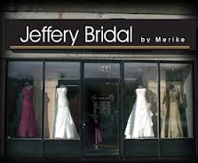 Jeffery Bridal by Merike is a vendor in the Hamilton-Halton Wedding Show 2013